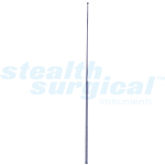 MICRO CURETTE STR 1x2mm CUP