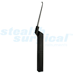 STEALTH SURGICAL INSTRUMENTS K CERVICAL MICRODISCECTOMY CURETTE FORWARD ANGLE, 0