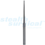 """GREENBURG-STYLE CRANIAL BLADE, TAPERED 1/8"""" TO 1/2"""""""