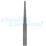 """GREENBURG-STYLE CRANIAL BLADE, TAPERED 1/16"""" TO 1/4"""""""
