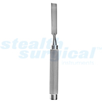 "STEALTH SURGICAL INSTRUMENTS HEAVY DUTY OSTEOTOME STR 3/4"", 11"""