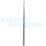 """MCCULLOCH TYPE OSTEOTOME, 4mm, 8-1/2"""""""