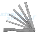 "SPANNER GAUGE, SMALL 5-1/8"" (7mm, 8mm, 9mm, 10mm, 11mm)"