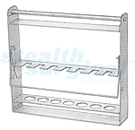 SMITH-PETERSON STERILIZING RACK